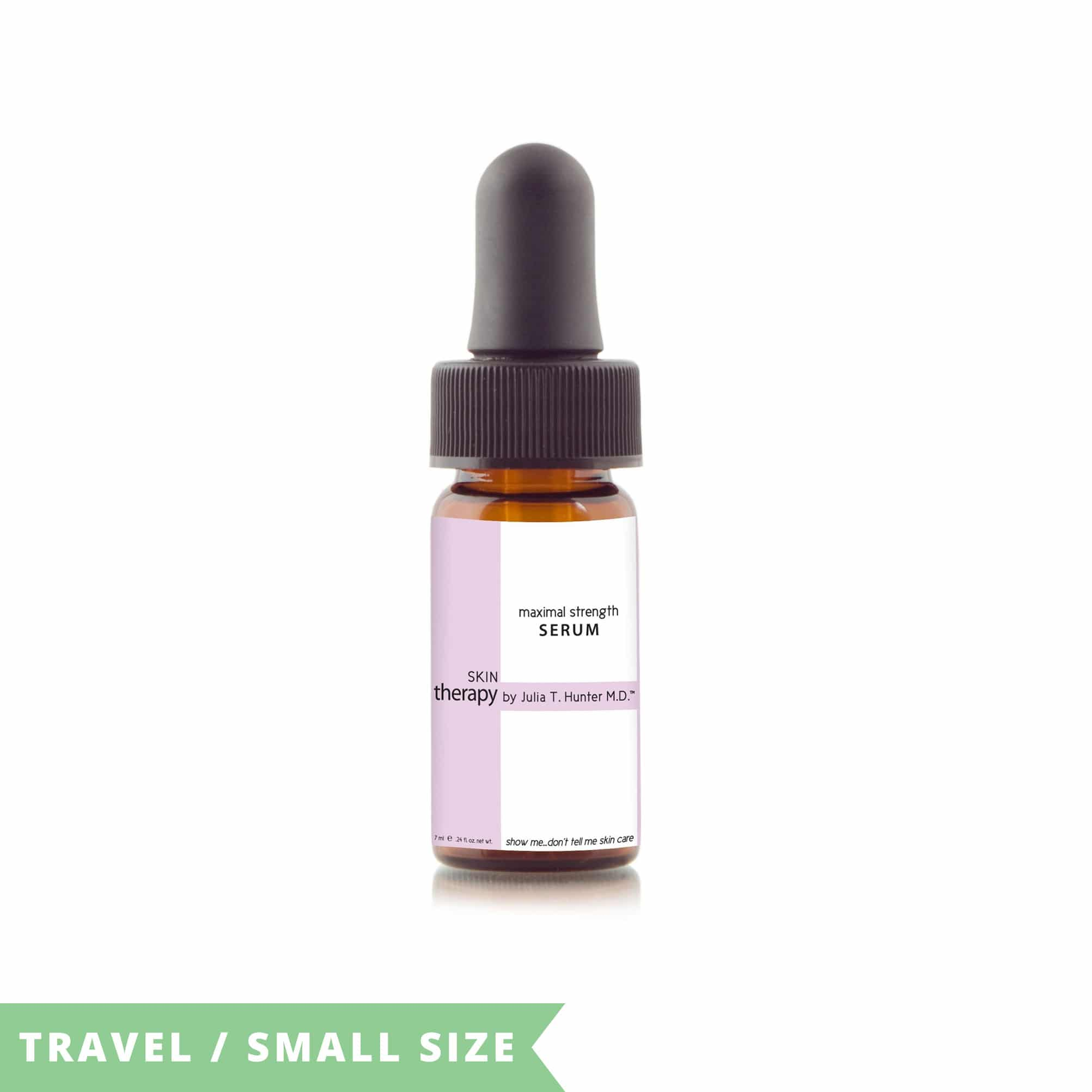 Travel Maximal Strength Serum