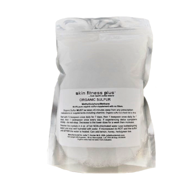 Organic Sulfur