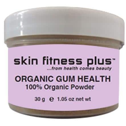 Organic Gum Powder