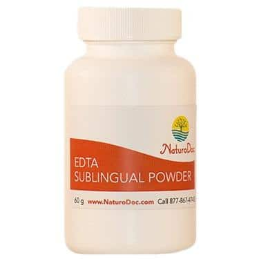 EDTA Sublingual Powder